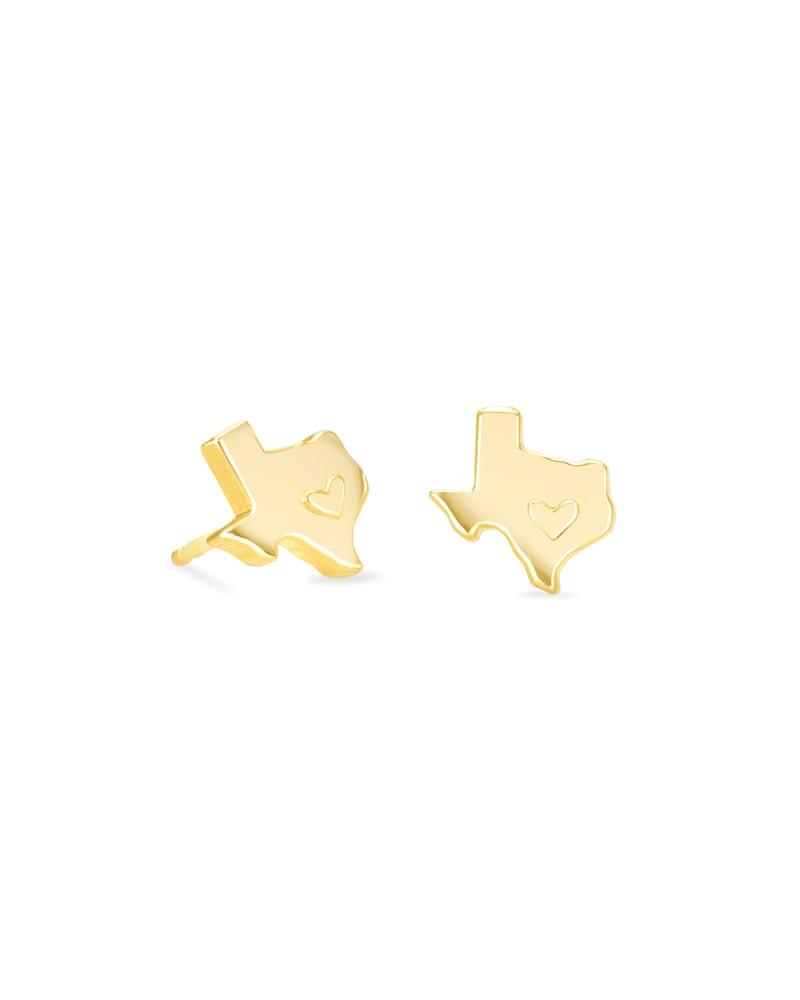 Texas Stud Earrings
