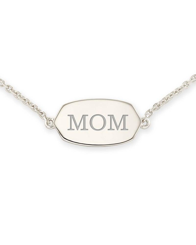 Mom Elaina Bracelet in Sterling Silver