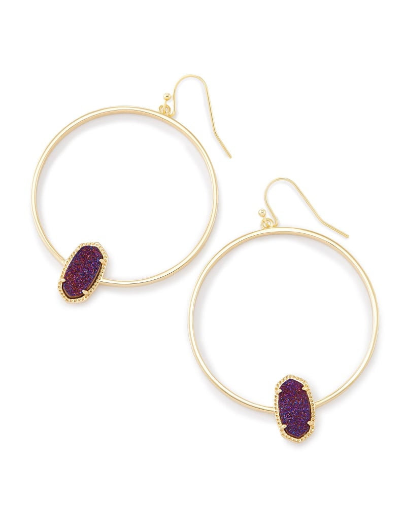 Elora Hoop Earrings
