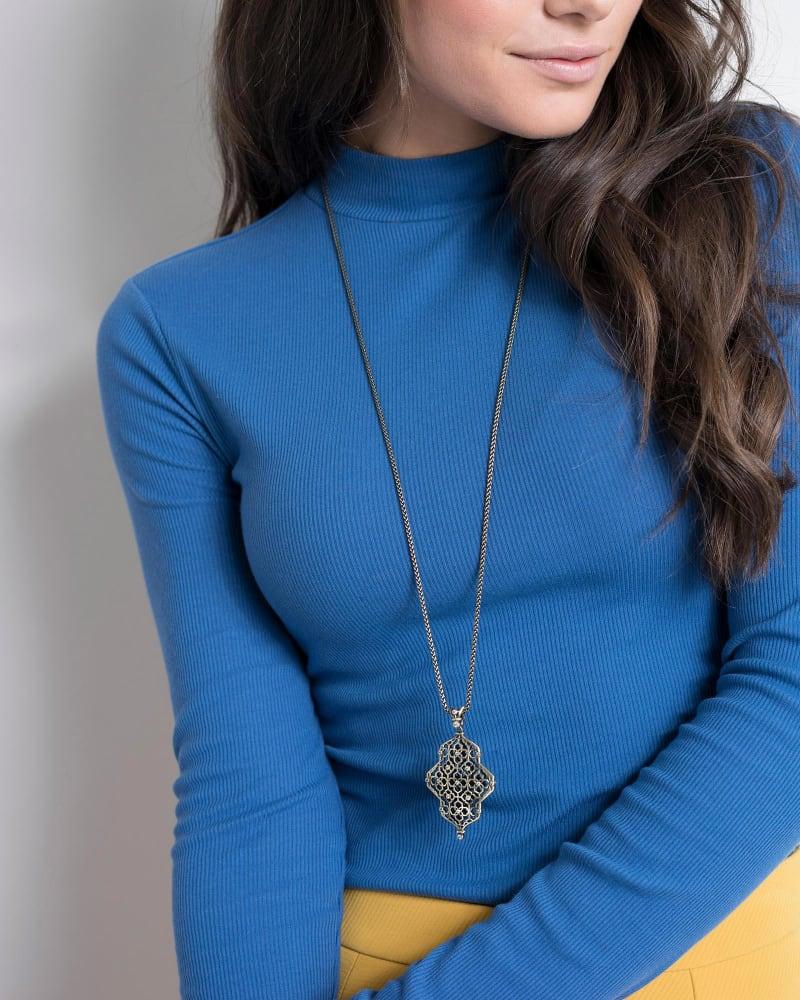 Kathy Long Pendant Necklace