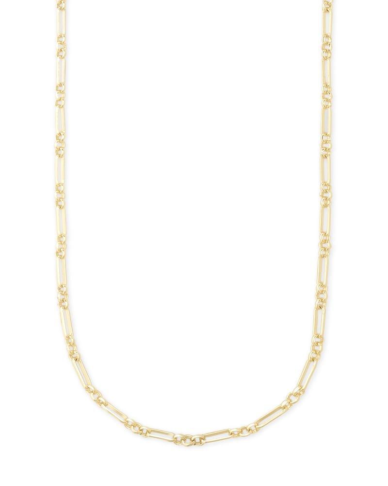 Samuel Chain Necklace in Gold | Kendra Scott