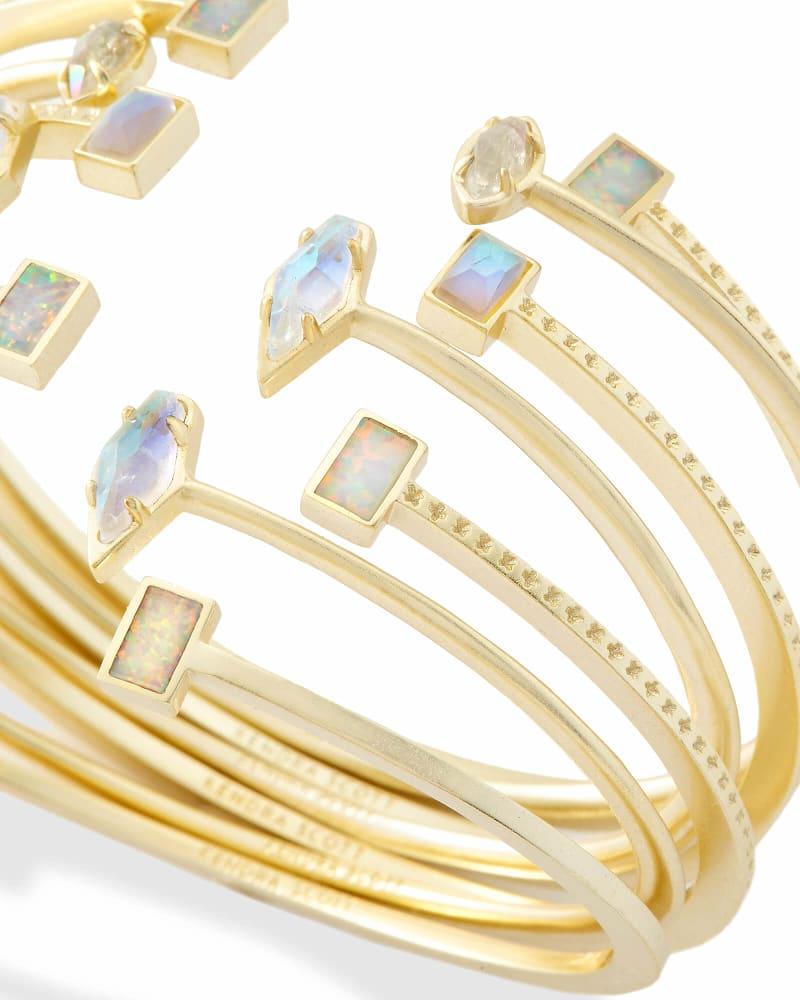 Kinsley Bangle Bracelet Set
