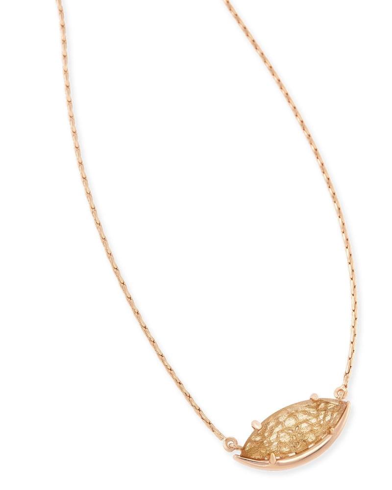 Meghan Long Pendant Necklace