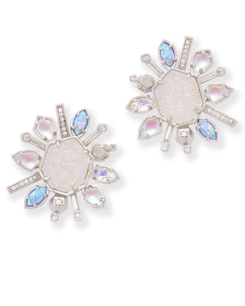 Ophelia Stud Earrings in Tranquil