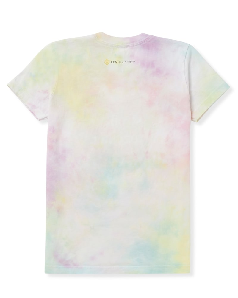 Kid's Stronger Together T-Shirt in Tie Dye