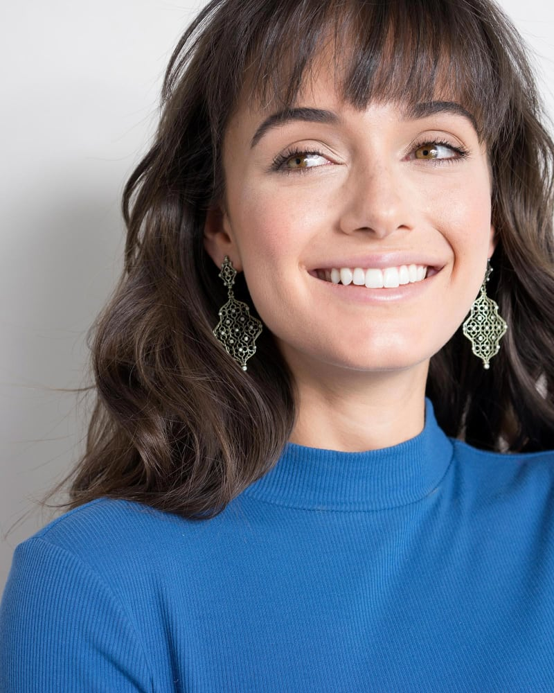 Renee Statement Earrings