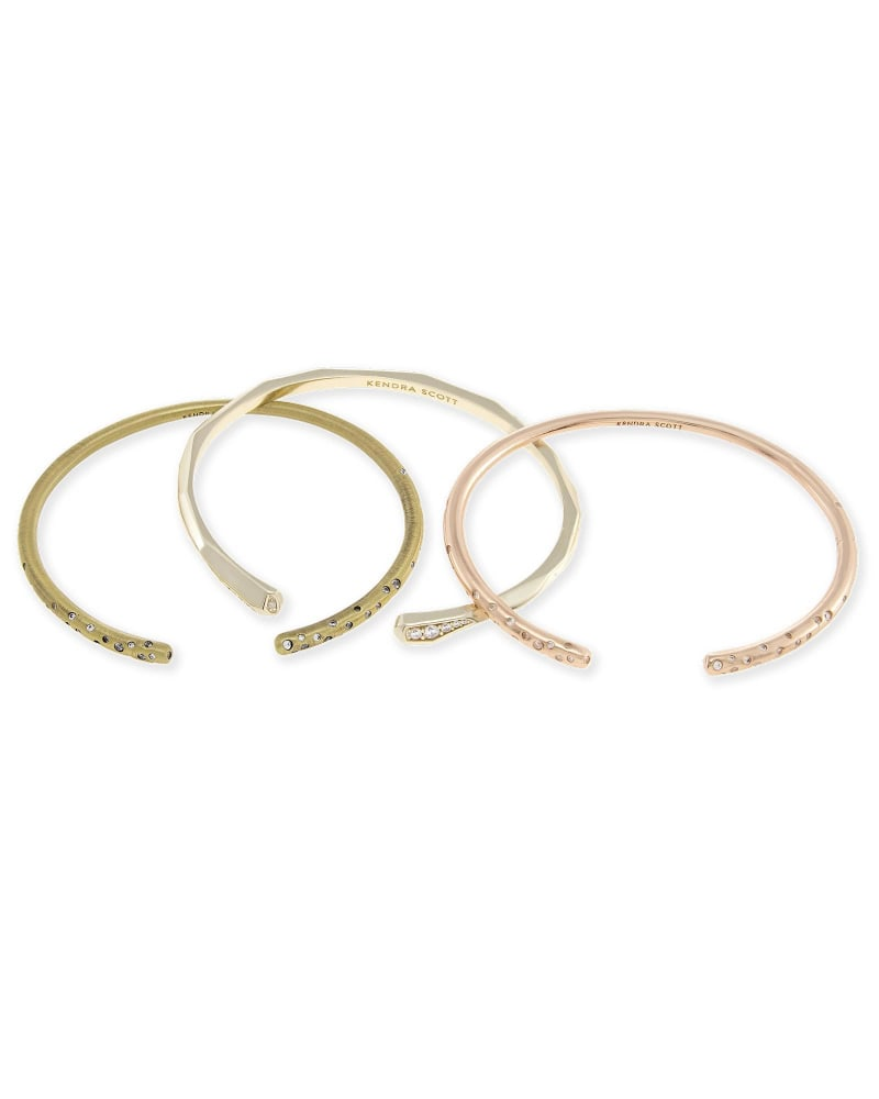 Zorte Pinch Bracelet Set