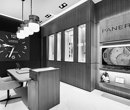 Kennedy Boutique chadstone_panerai