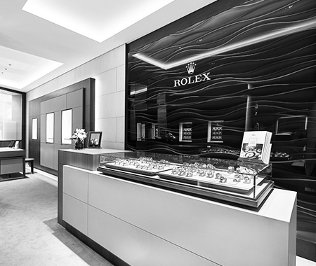 Kennedy Boutique chadstone_rolex angle