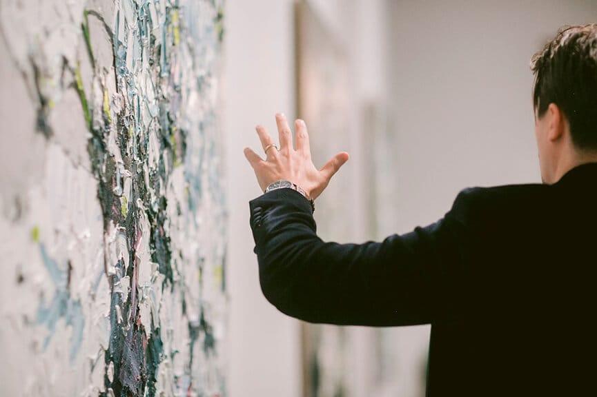IWC x Alesandro Ljubicic Art Exhibition