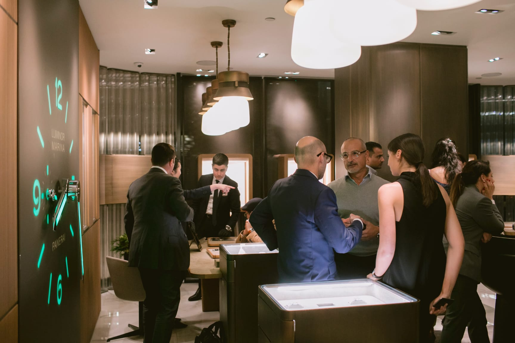SIHH NOVELTIES LAUNCH AT PANERAI BOUTIQUE