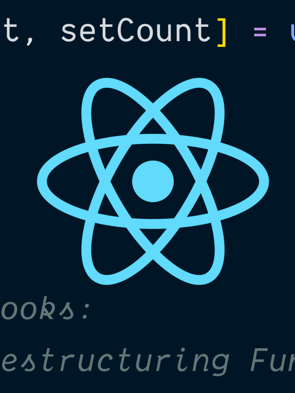 I made this all by myself... Well... Except for [the react logo](https://arcweb.co/is-react-native-a-viable-framework-for-financial-applications/react-logo-1000-transparent)... [And the font... and the theme.](https://kcd.im/mft)