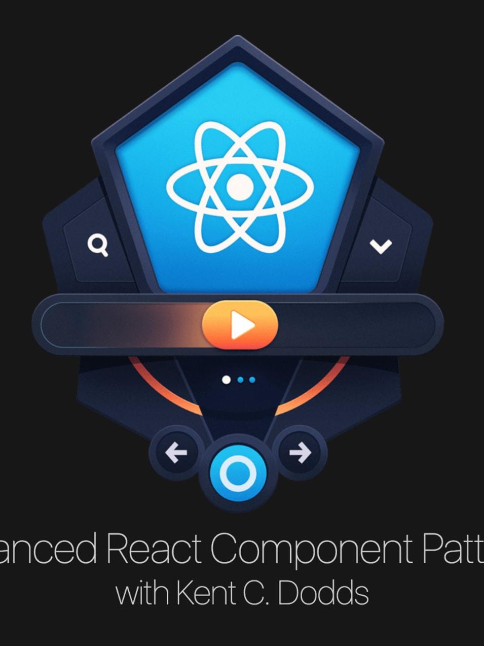 [Advanced React Component Patterns](http://kcd.im/advanced-react) with [Kent C. Dodds](https://twitter.com/kentcdodds) (art by [Maggie Appleton](https://twitter.com/Mappletons))