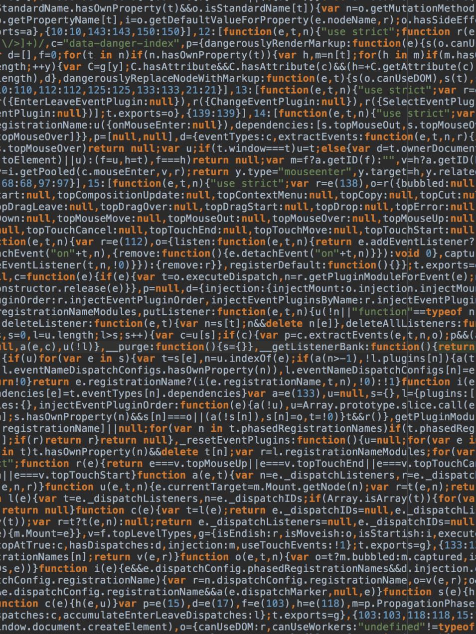 React.js 0.13.3 minified