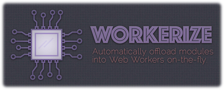 Workerize logo