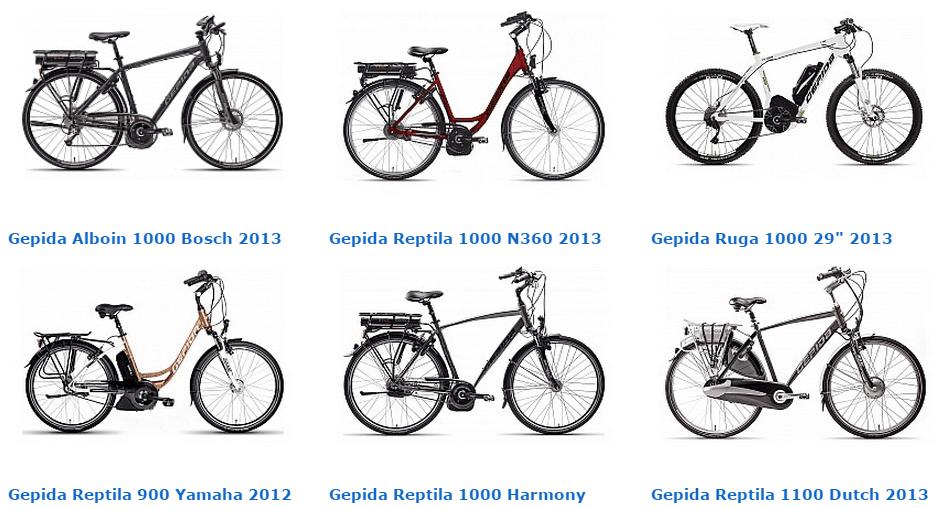 Elektromos kerékpárok - Bácsalmás