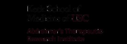 USC - Keck School Medicine of USC - Alzeimer's Therapeutic Research Insitituion