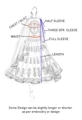 a line suit