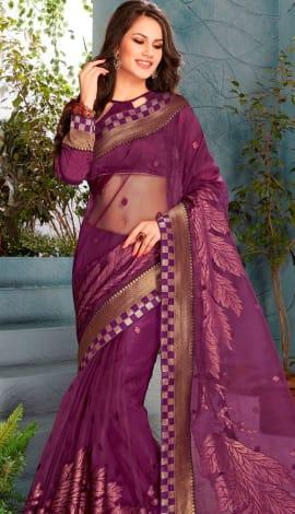 Bagni Silk Saree