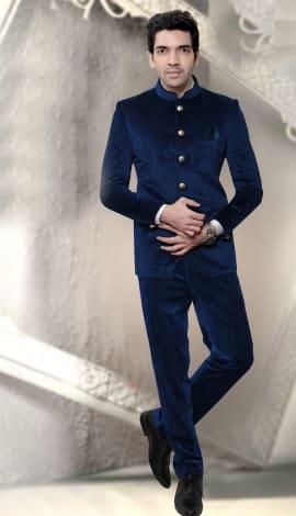 Blue Velvet Men