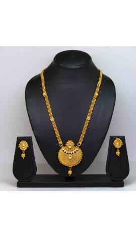 White Gold Finishing Jewellery