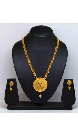Gold Gold Finishing Jewellery