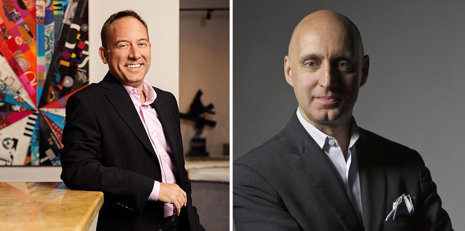 A conversation between Jason Fiore and Tony Karman