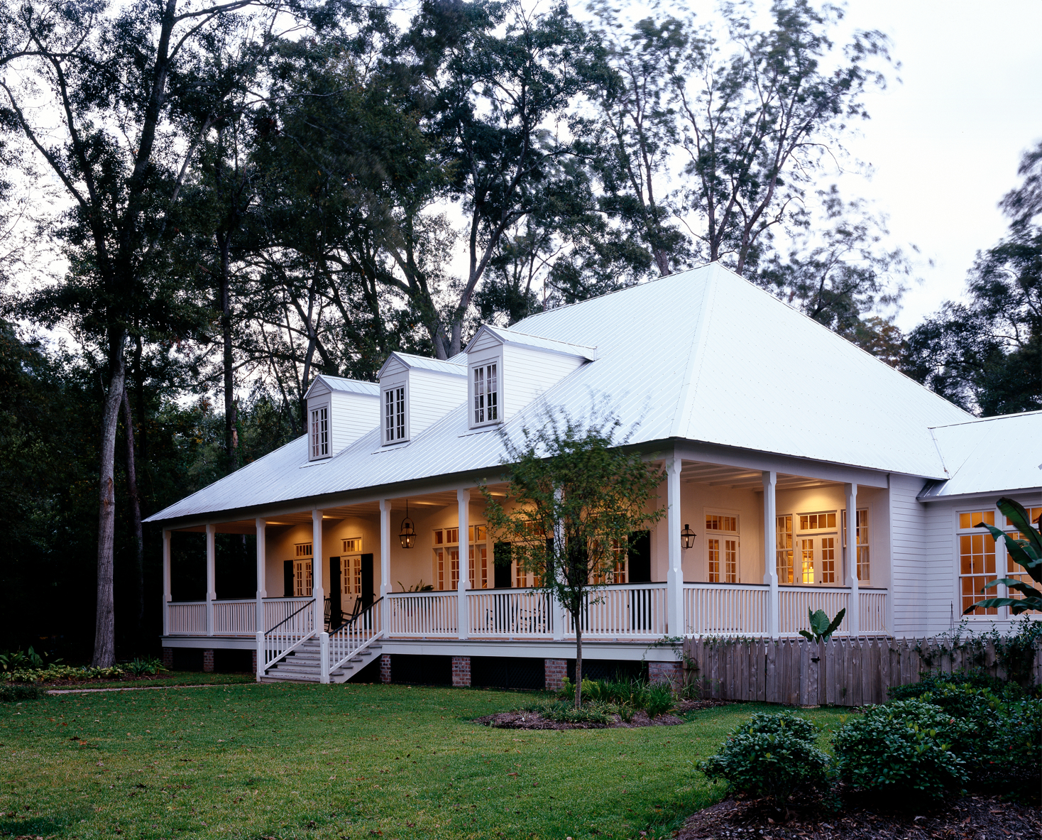 French Creole House Plans Bayou Cottage Kevin Harris Architect Llckevin Harris