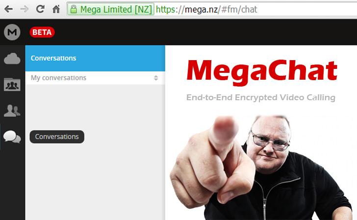 راهاندازی MegaChat توسط کیم دات کام