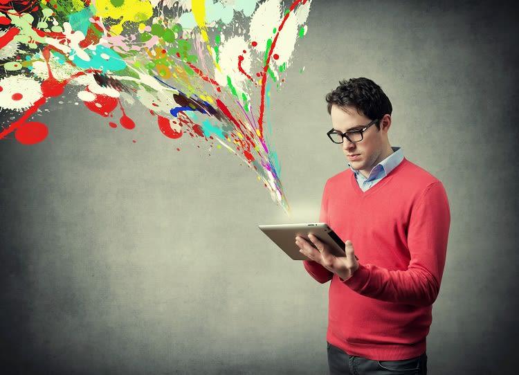 وبلاگنویسی، استرس و خلاقیت