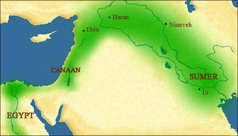 دو تمدن اولیهی انسانها