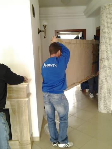 Bútor szállítás, Bútor költöztetés