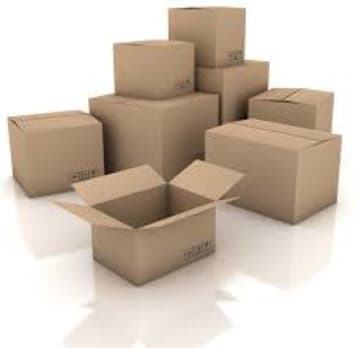 ingyen dobozok a költözéshez
