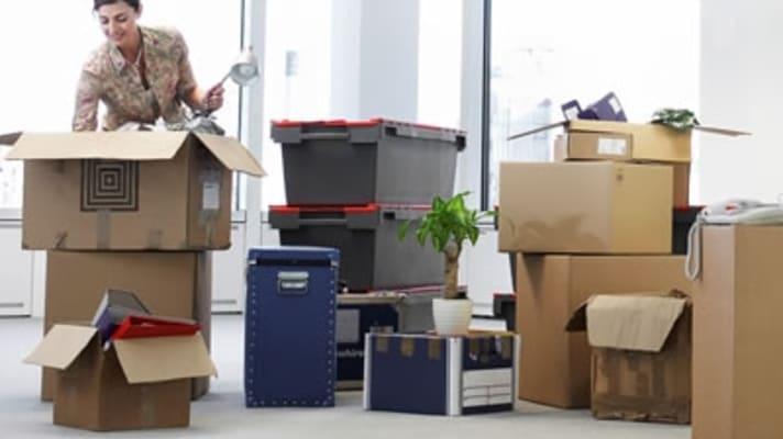 Iroda költöztetés