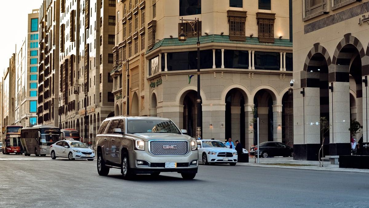 GMC in Jeddah