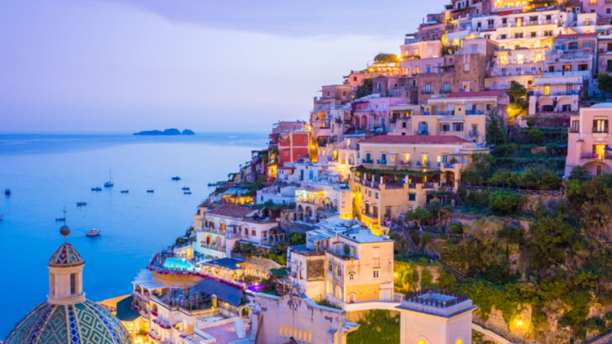 Pakej Percutian ke Amalfi Coast  Bersama Tripfez