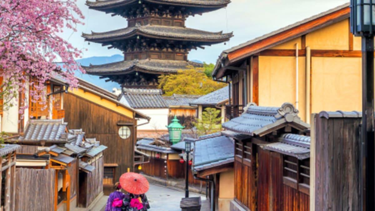 Pakej Percutian ke Kyoto Bersama Tripfez
