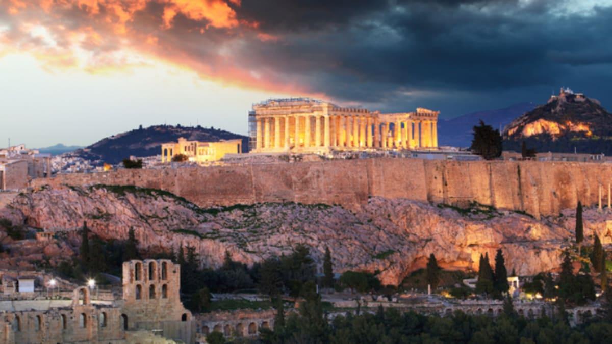 Pakej Percutian ke Athens Bersama Tripfez