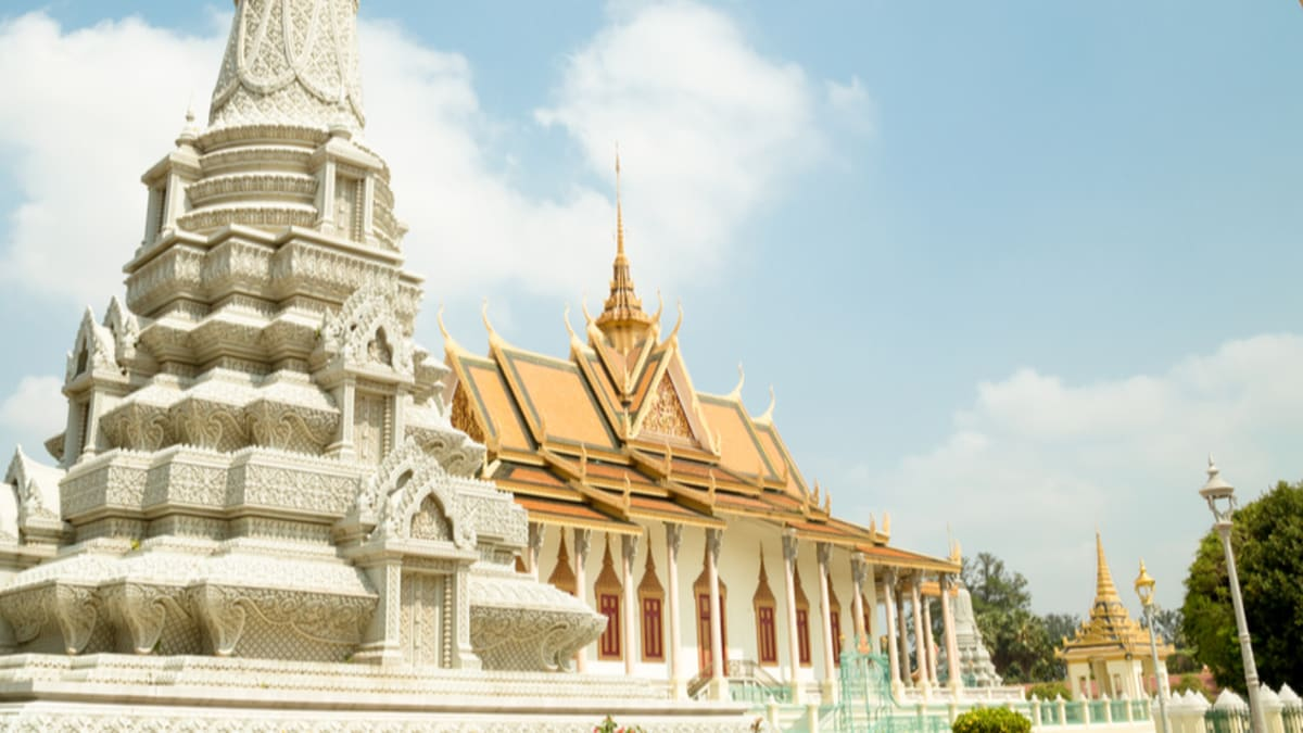 Pakej Percutian ke Phnom Penh Bersama Tripfez