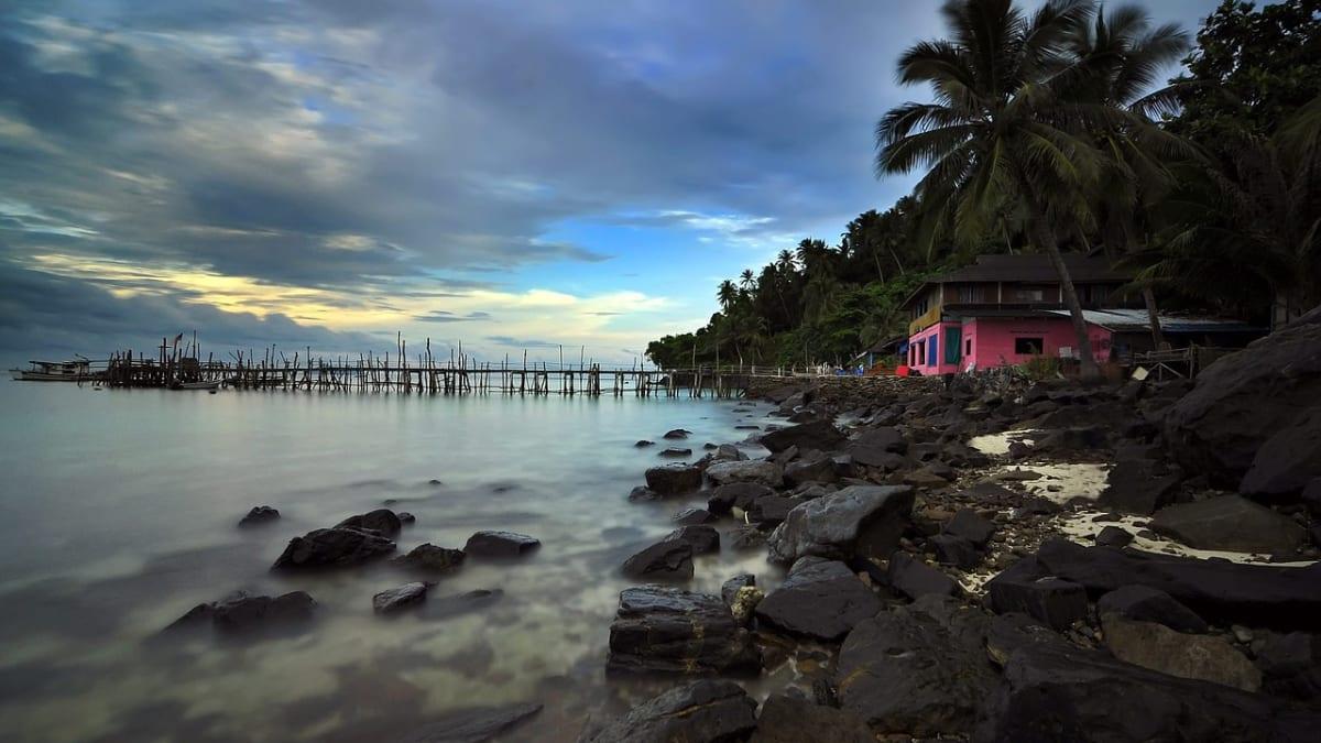 Pakej Percutian ke Pulau Sibu Bersama Tripfez