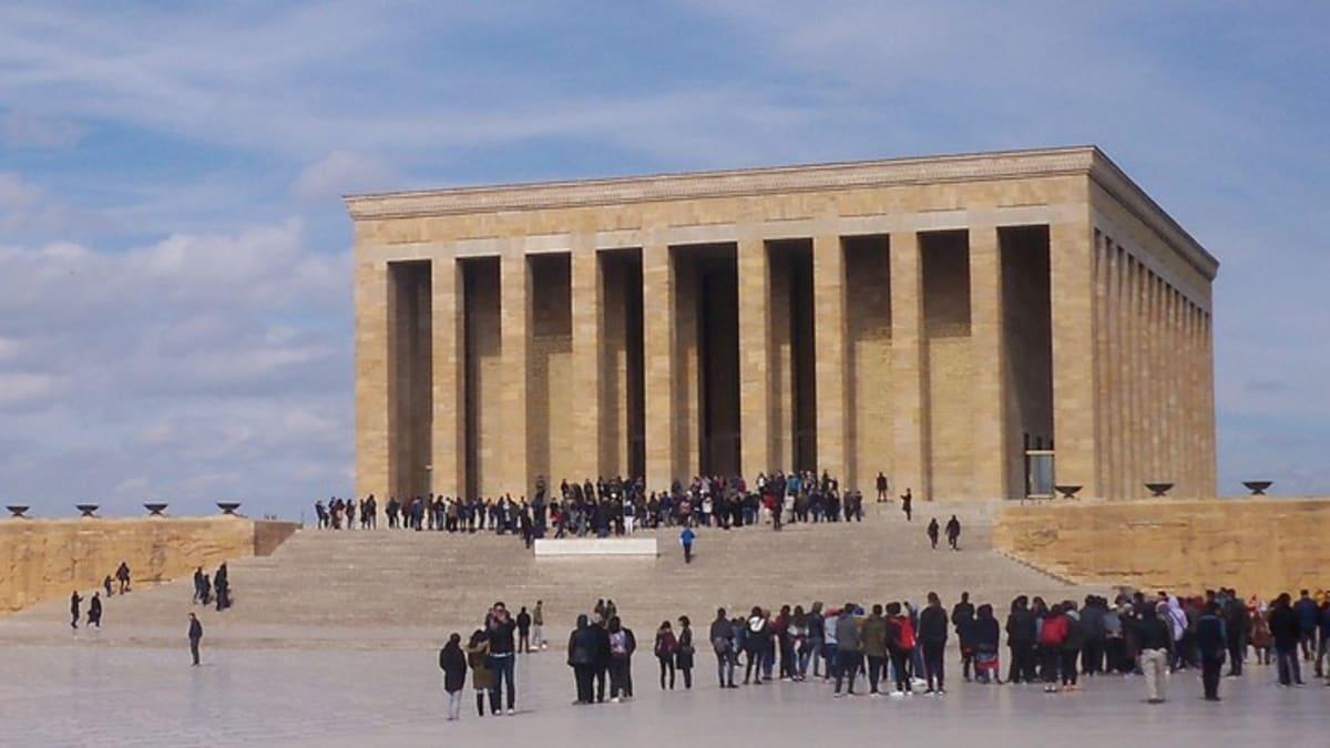 Pakej Percutian ke Ankara Bersama Tripfez