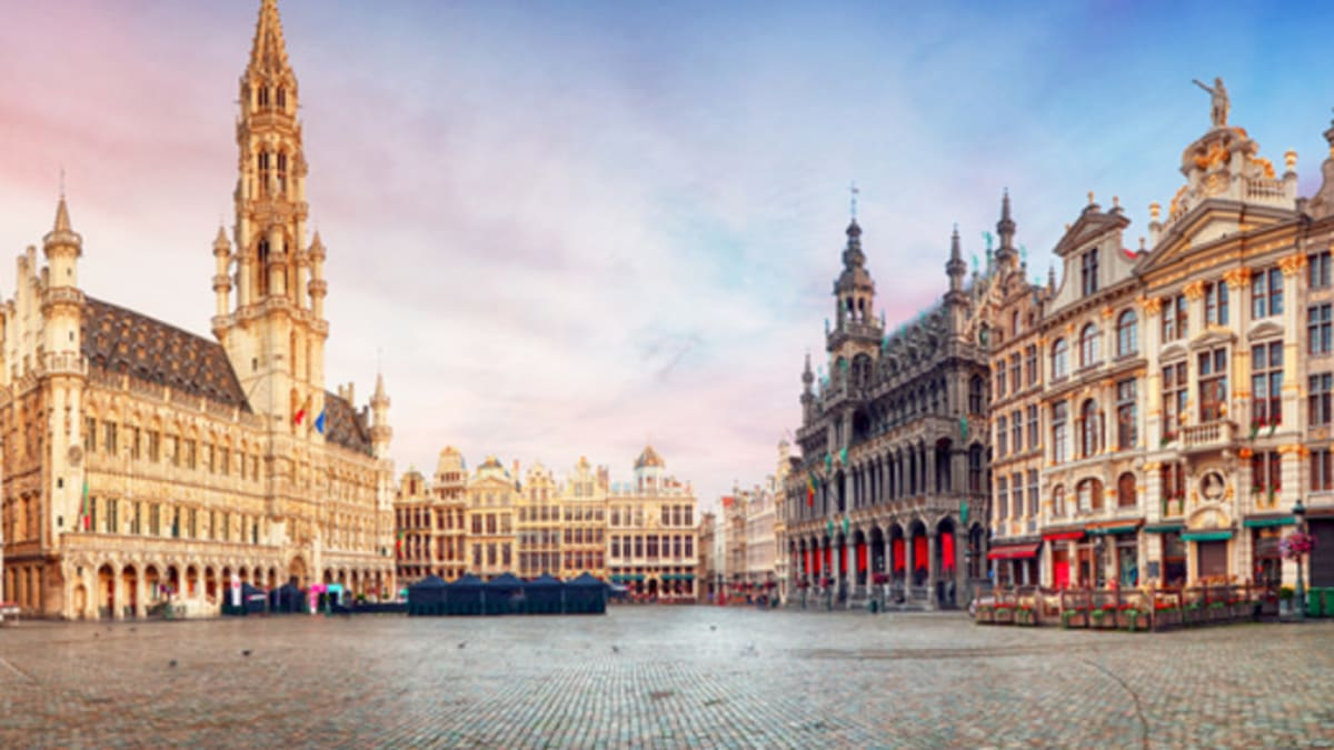 Pakej Percutian ke Brussels Bersama Tripfez