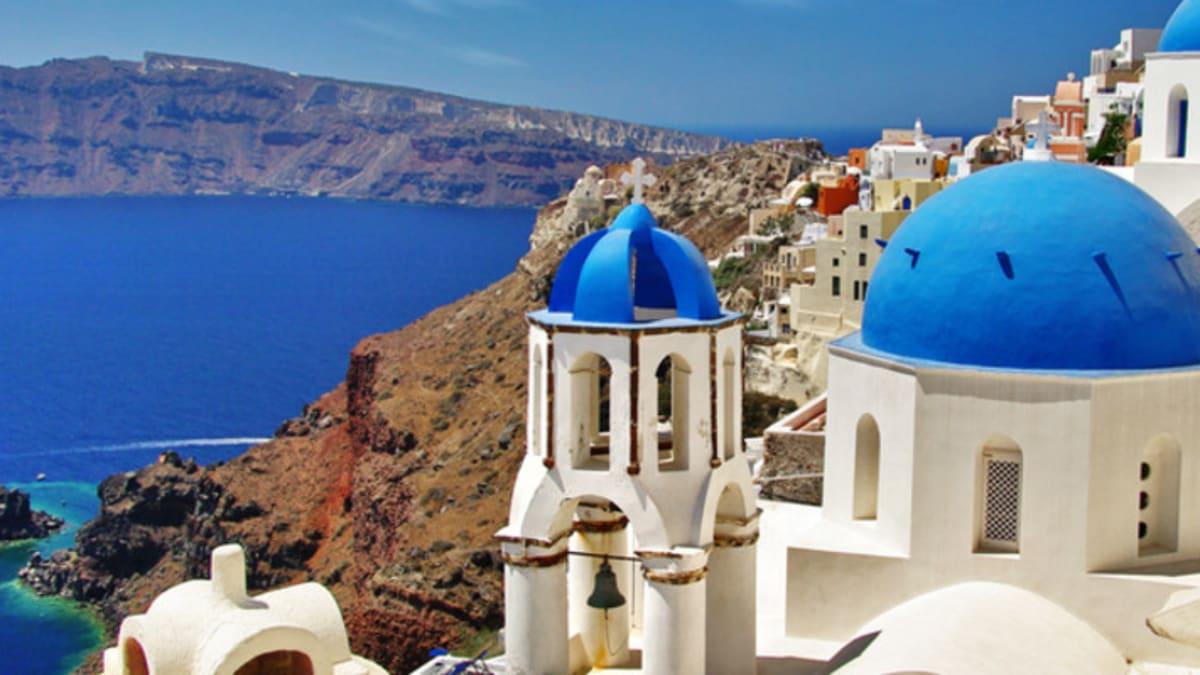 Pakej Percutian ke Greece Bersama Tripfez