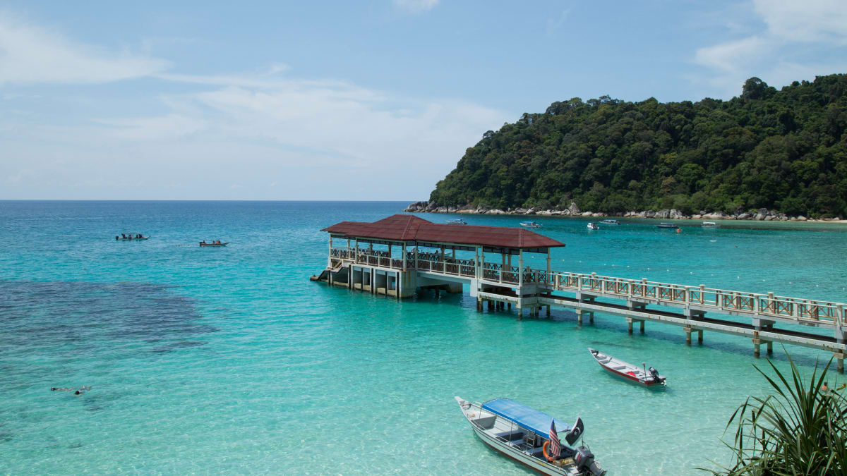 Snorkeling in Perhentian Island With Tripfez