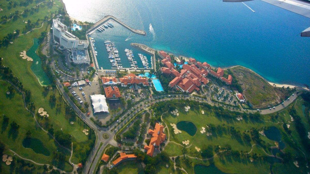 Percutian Golf Sabah Bersama Tripfez
