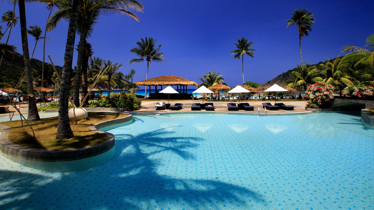 Snorkeling @ The Taaras Beach Resort and Spa Redang Bersama Tripfez