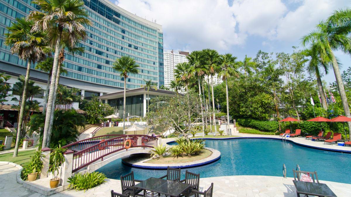 Bulan Madu @ Thistle Hotel Johor Bahru Bersama Tripfez