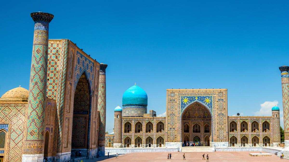 Lawatan Sejarah dan Islamik Uzbekistan Bersama Tripfez