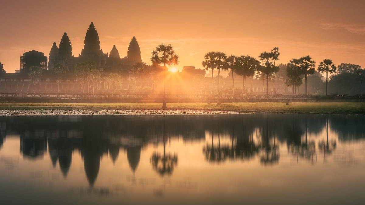 Lawatan Phnom Penh Bersama Tripfez