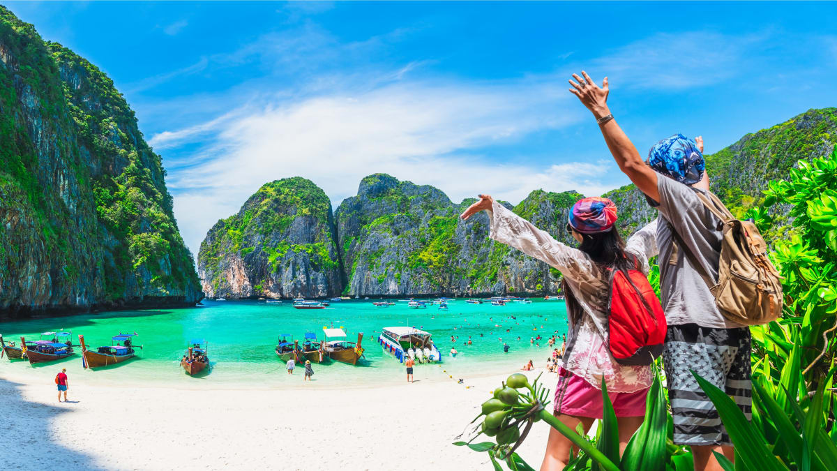 Krabi 'Fly & Relax'  With Tripfez